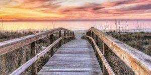 Beach Front Sunset ADD 203